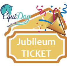Ticket EquiDay 2019 - jubileum