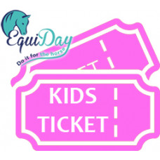 Ticket EquiDay 2019 - kids