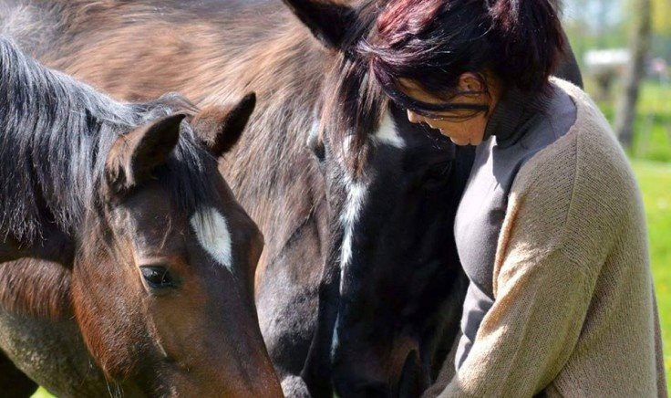 Marion Alblas Timeless art of riding